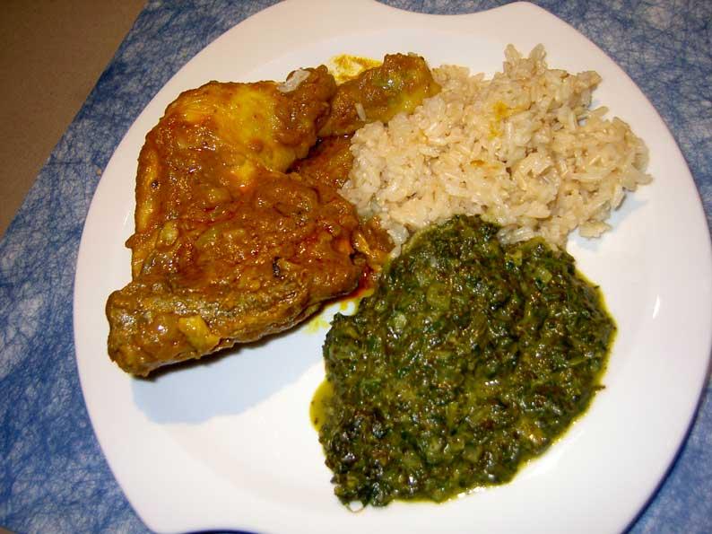 Africa dr congo bandstand blues - Cuisine congolaise rdc ...
